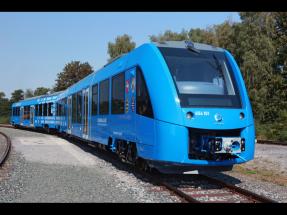 Trenes de hidrógeno para Alemania