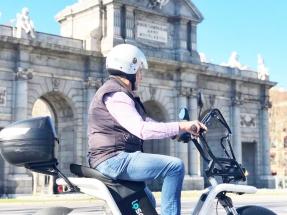 ioscoot, la compañía de motosharing, alternativa en dos ruedas a la movilidad eléctrica compartida
