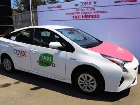 ¿Habrá un taxi eléctrico de fabricación mexicana?