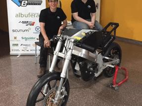 Las baterías de Albufera Energy Storage, en el campeonato de motos Motostudent 2017-18