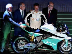 Enel patrocinará la primera serie de carreras de motos cien por cien eléctricas del mundo