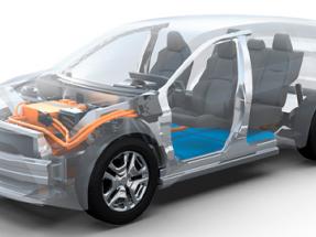 Toyota y Subaru desarrollarán conjuntamente una plataforma específica para vehículos eléctricos
