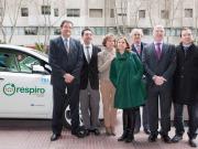 El coche eléctrico compartido llega a los hoteles NH de Madrid