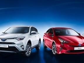 Toyota España dispara sus ventas de híbridos