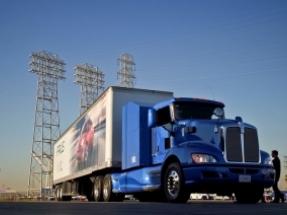 El camión de hidrógeno de Toyota comienza a rodar