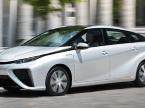 Toyota propugna un futuro basado en el hidrógeno