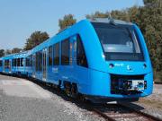 Alstom presenta el primer tren de pila de combustible para líneas sin electrificar