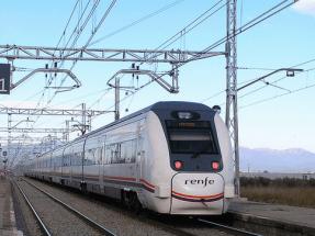 Confirmado: el tren ahorra emisiones, combustible y tiempo