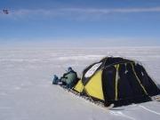 Groenlandia espera al Trineo de Viento español