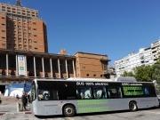 Montevideo tendrá buses y taxis eléctricos
