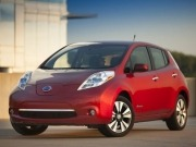 Nissan Leaf sets new annual U.S. electric vehicle sales record