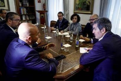 Canarias anuncia 160 millones de euros para las dos próximas convocatorias de renovables