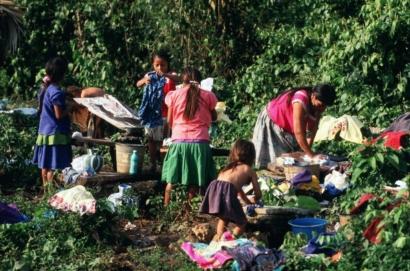 Las mujeres, víctimas principales de las consecuencias del cambio climático