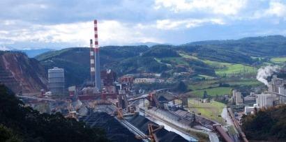 El Gobierno de Asturias quiere incentivar la quema de carbón autóctono