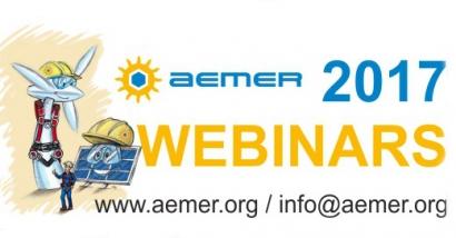 Webinar sobre mantenimiento en instalaciones solares fotovoltaicas de autoconsumo