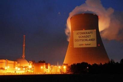 Alemania cerrará todas las nucleares en 2022