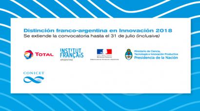 ARGENTINA:El 31 de julio cierra la inscripción para proyectos de innovación tecnológica en renovables a desarrollar en Francia
