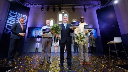 ARGENTINA: Un científico argentino gana en Holanda un concurso mundial por inventar una nueva forma de extraer litio