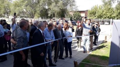 Río Negro: Inauguran un parque temático sobre las renovables que homenajea a Erico Spinadel, un pionero de la eólica