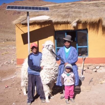 BOLIVIA: Enérgetica, la ONG de las energías sustentables, cumple 25 años