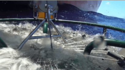 La solución está en el océano, se llama bomba microbiana de carbono