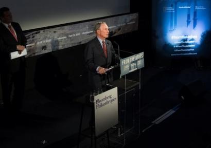 Former N.Y. Mayor, Calif. Gov. launch new climate coalition