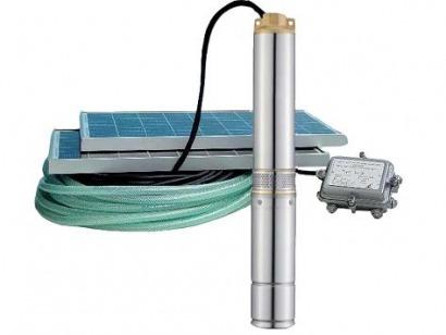 Fadisol lanza una bomba solar capaz de bombear agua de pozos de hasta 106 metros de profundidad