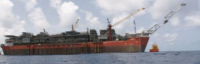 Vertido de petróleo en Nigeria