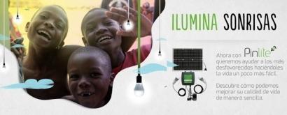 Bornay lanza la campaña de crowdfunding 'Ilumina Sonrisas' para donar PinLites