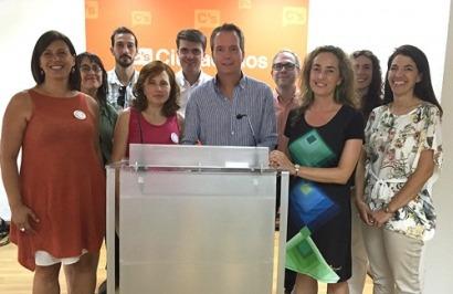 Ciudadanos se adhiere a la Plataforma por un Nuevo Modelo Energético y deja al PP solo en contra del autoconsumo