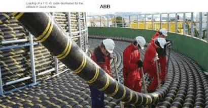 ABB presenta el cable de transporte eléctrico más potente del mundo
