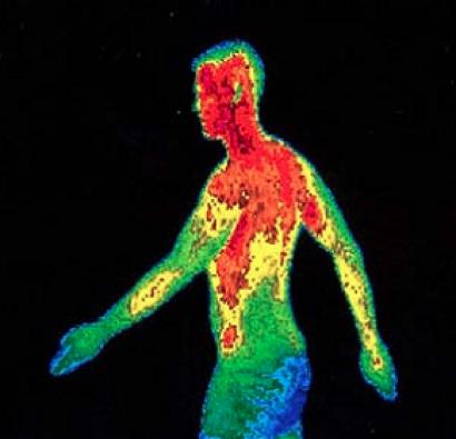 ¿Generar electricidad a partir del calor corporal?