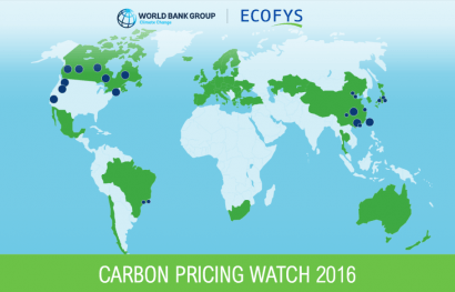 Poner precio a la contaminación por CO2 es esencial para cumplir el acuerdo de París