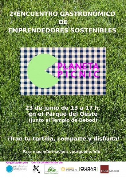 """Energías Renovables colabora con """"Planeta Picnic"""""""