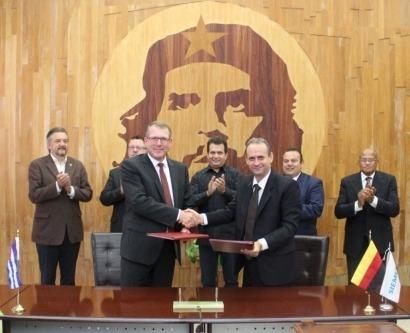 Siemens modernizará las infraestructuras energéticas de Cuba