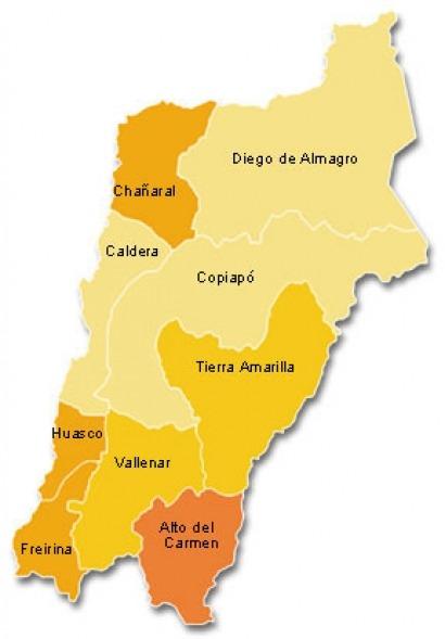 Atacama: Aprueban proyectos renovables por casi 400 MW