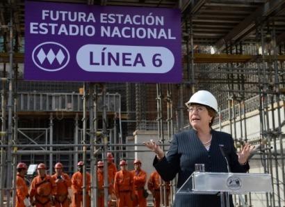 Santiago: Energía renovable para el ferrocarril metropolitano