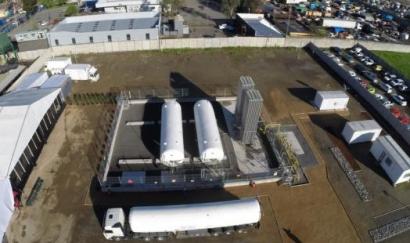 Anuncian el primer proyecto que inyectará hidrógeno verde en redes hogareñas de gas