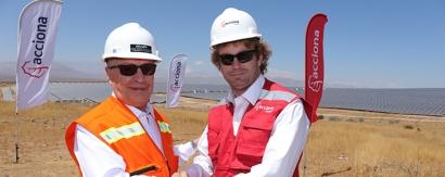 CHILE: La Empresa Nacional de Minería acuerda con Acciona para que la provea al 100% de energía renovable
