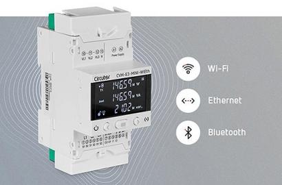 Circutor presenta su nuevo analizador de redes CVM-E3-MINI-WiEth