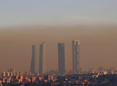 PSOE y Podemos quieren reducir las emisiones de CO2 un 38,5% de aquí a 2030