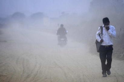 La contaminación del aire mata mucho más que el coronavirus