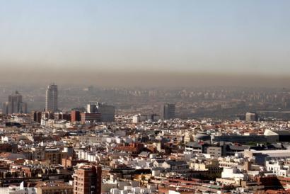 La contaminación del aire provoca más de 19.000 muertes prematuras en España