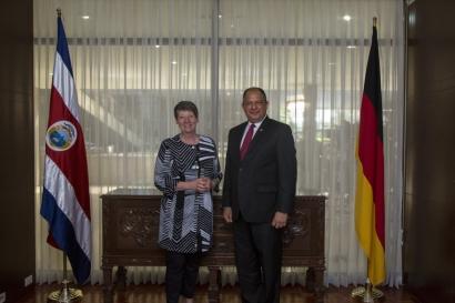 COSTA RICA: Alemania entrega casi 17 millones de dólares para la lucha contra el cambio climático
