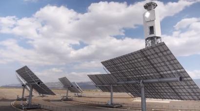 energias renovables en andalucia: