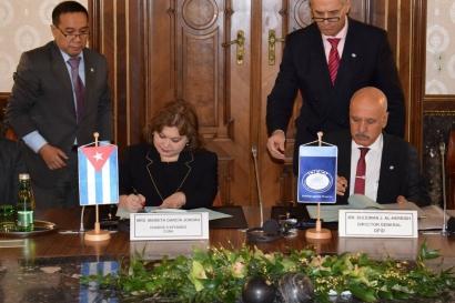 CUBA: Acuerdo con la OPEP para recibir 45 millones de dólares para desarrollar proyectos solares