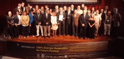 Hacia el 100% de energías renovables