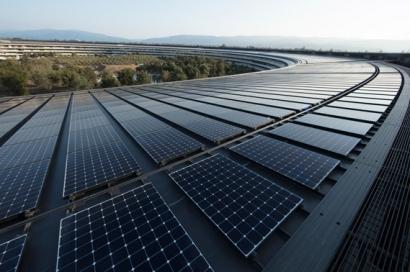 Ayer Google, hoy Apple anuncia que se abastece de energía renovable al 100% en todo el mundo