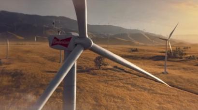 EEUU: Budweiser, Bob Dylan y el Super Bowl, el impensado trío que promueve las renovables