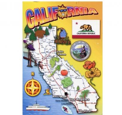 EEUU: California cumple cuatro años antes su objetivo de reducir a niveles de 1990 las emisiones de gases de efecto invernadero